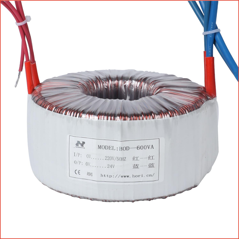 BOD-600VA环形变压器